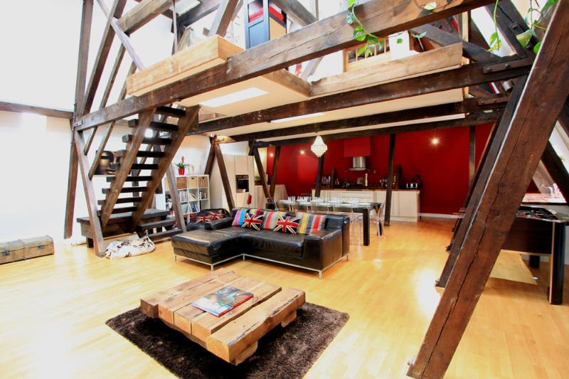 Hove Penthouse - Image 1 - Hove - rentals