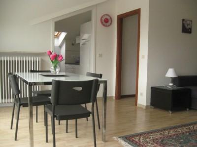 living room - Apartment PANORAMA: 200mt. from lake with parking - Riva Del Garda - rentals