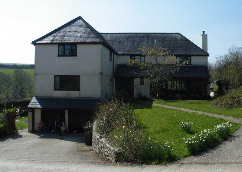 Sladesdown Farm a traditional English B&B - Image 1 - Ashburton - rentals