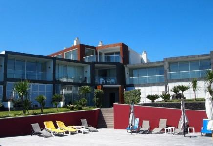 Building Exterior - Marina Mar II: Luxury Duplex  at the Beach Azores - Vila Franca do Campo - rentals