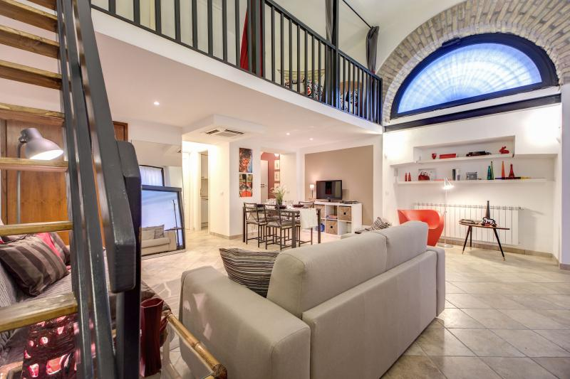 Colosseo White Shadow Loft - Image 1 - Rome - rentals
