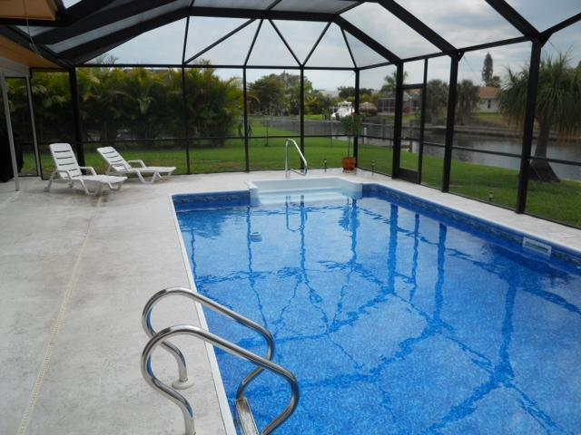Water Front Family Home Casa Atlantico - Internet - Pool - Image 1 - Cape Coral - rentals