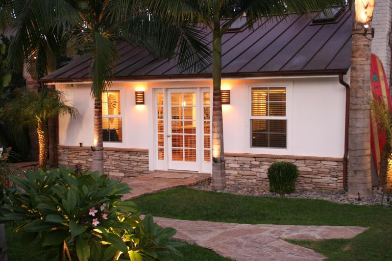 Aloha and Welcome - Tropical Plantation Beach Cottage - Encinitas - rentals