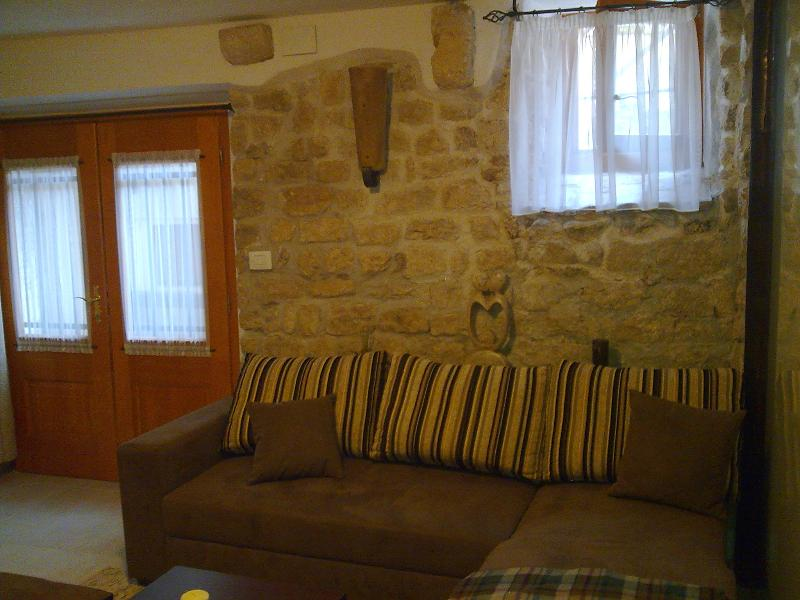 Rustic House, Old Town Center os Krk **** - Image 1 - Krk - rentals