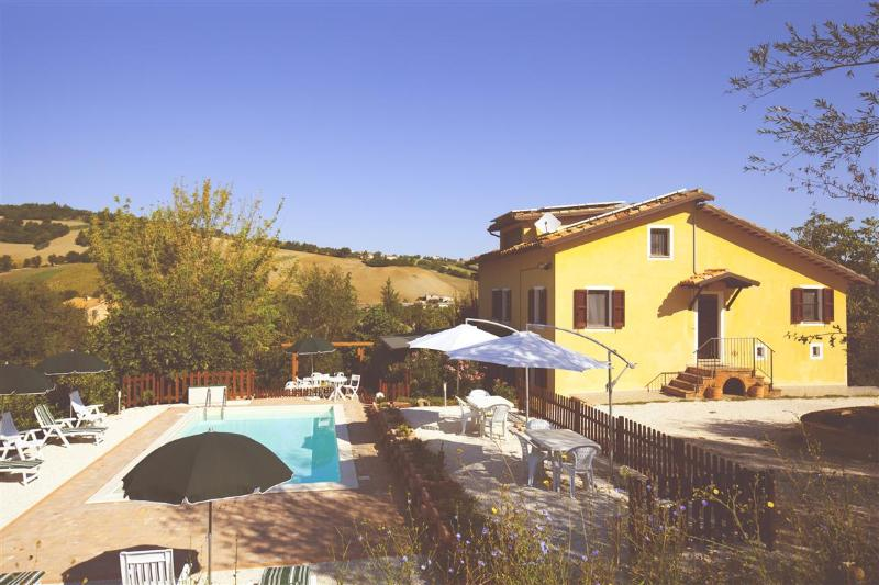 Your vacation in Villa with pool-or B&B - Image 1 - San Ginesio - rentals