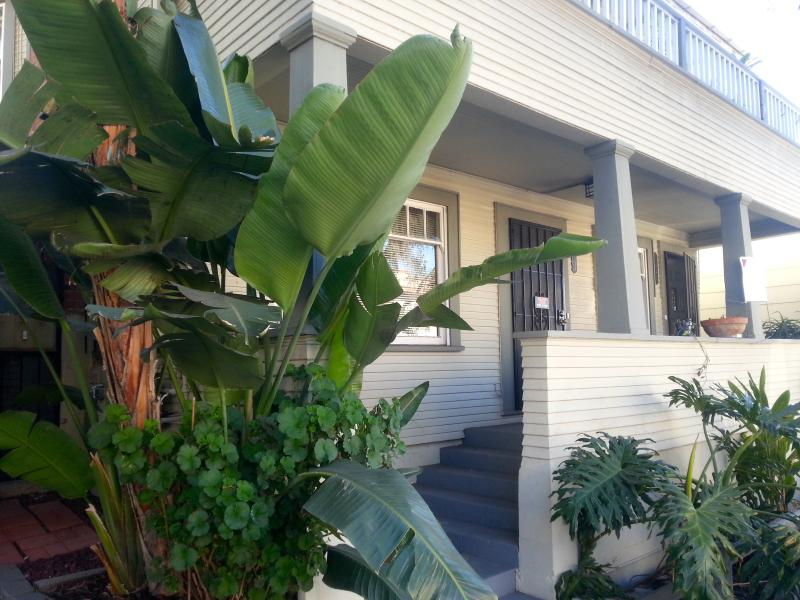 Front of the house - Centrally Located Downtown Apartment (Golden Hill) - San Diego - rentals