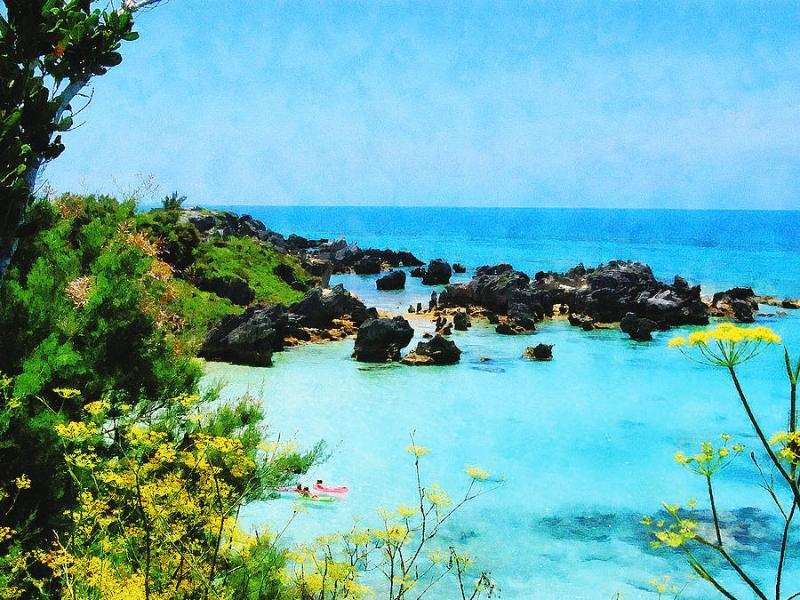Only a stone's throw away…. - Get Happy in Bermuda - Kate's House ...gorgeous bungalow - Saint George - rentals