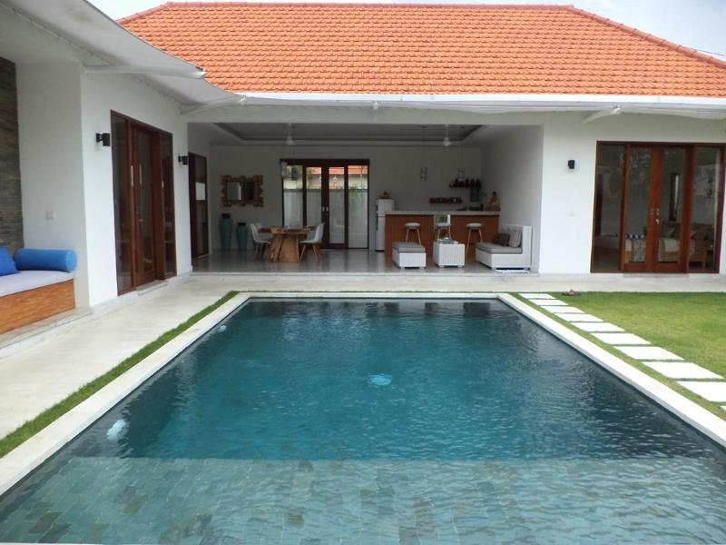 Brand New 3 br Villa for Rent Daily at Seminyak - Image 1 - Denpasar - rentals