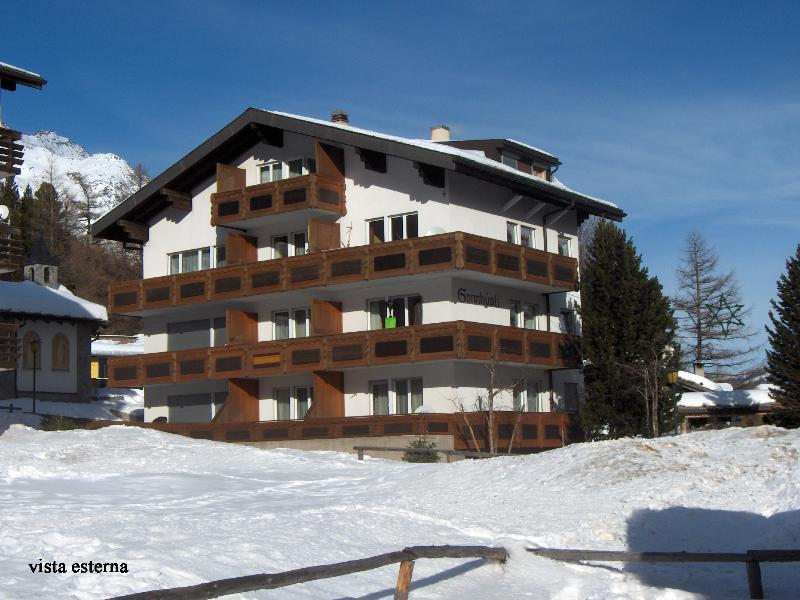Apartment in chalet - Image 1 - Saas-Fee - rentals
