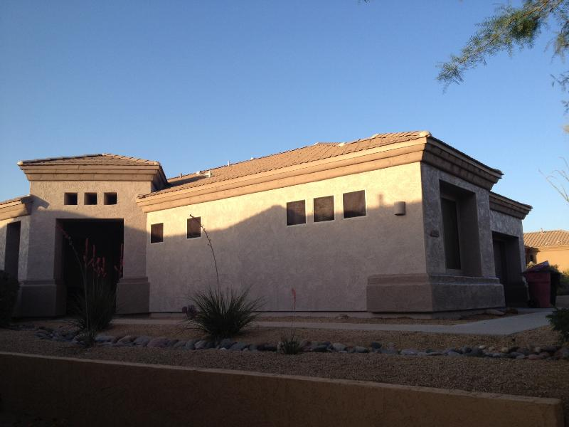 Entrance to Home - Tranquility in Scottsdale - Scottsdale - rentals