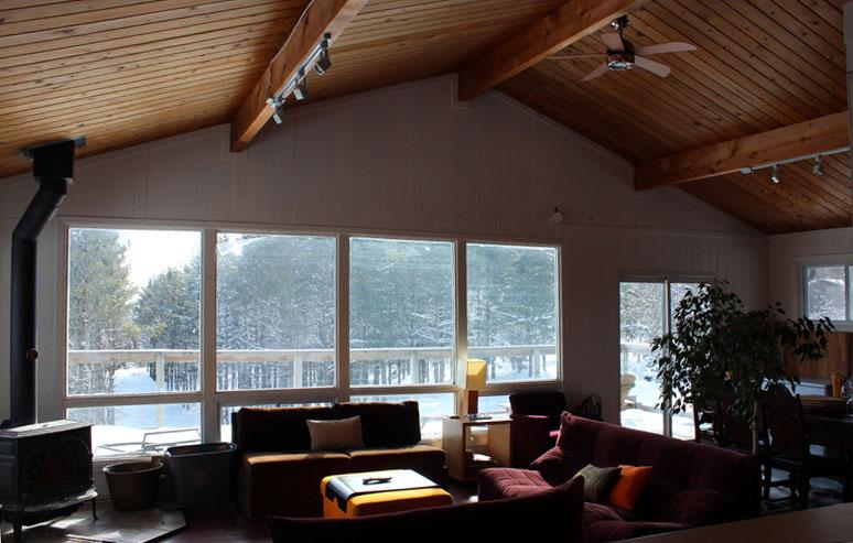 Open Concept Cabin - Chalet-style Cabin w/Pool + Hot Tub + Gorgeous Views - Flesherton - rentals