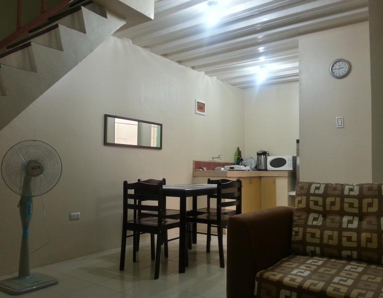 Cozy & Clean 2-Storey Townhouse in Angeles City - Image 1 - Angeles - rentals