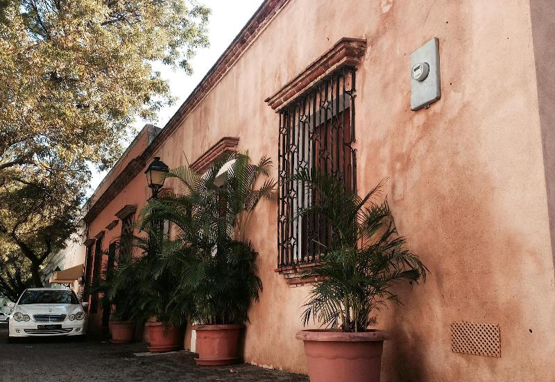 Beautiful Colonial Home On A Beautiful Pedestrian - Image 1 - Santo Domingo - rentals