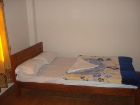 Bed room  - Apartment in Pokhara , Nepal - Pokhara - rentals