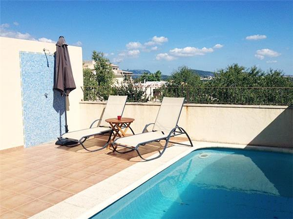 Holiday house for 8 persons, with swimming pool , in Campanet - Image 1 - Campanet - rentals