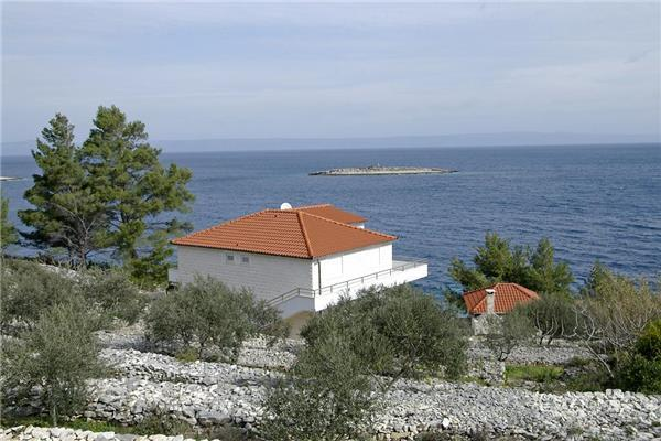 Holiday house for 12 persons near the beach in Korcula - Image 1 - Blato - rentals