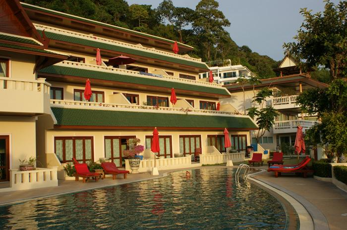 Residence Prince Edouard Pool - Seaview Apartment Phuket 1 BRoom in Residence - Patong - rentals