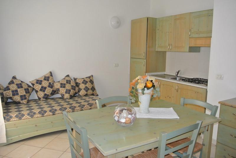 One bedroom apartment in Residence Costa del Turchese - Image 1 - Nuxis - rentals