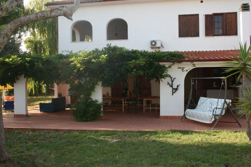 "the willow's Villa - Villa seasight 30"" to Rome - Cerveteri - rentals"