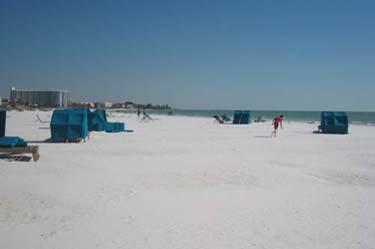 Siesta Key Beach - 2BR-2BA Siesta Key Crescent Beach HDTV PVR FreeWiFi - Siesta Key - rentals