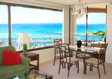 Amazing breathtaking oceanview apt - Image 1 - Honolulu - rentals