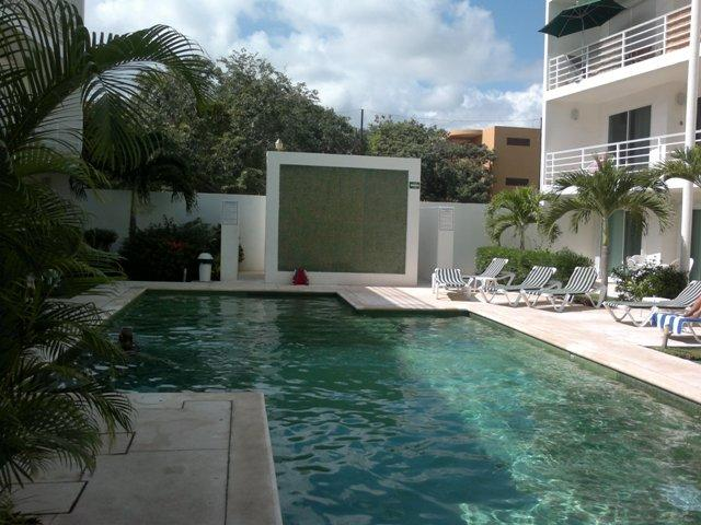 Pool - PELICANOS, Modern and nice, close to everything. - Playa del Carmen - rentals