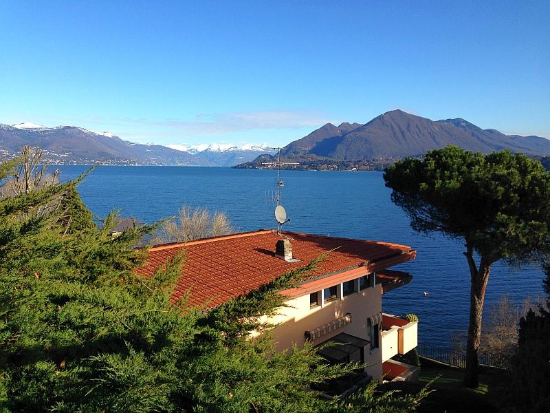 Villa with frontal lakeview near Stresa! - Image 1 - Stresa - rentals