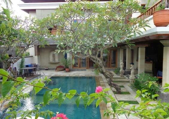 The villa - Balinese BIG HOUSE WITH POOL AND MASSAGE ROOM - Kerobokan - rentals