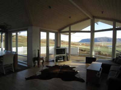 New and modern vacation house with a great view. - Image 1 - Selfoss - rentals