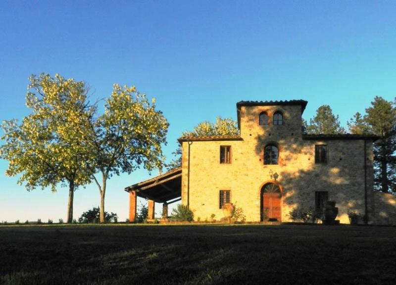 View of the Villa Monte 1 - Villa Monte 1 - Bucine - rentals