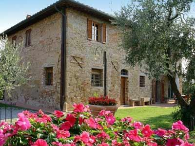 Outside View - Farmhouse Vico - Ulignano - rentals