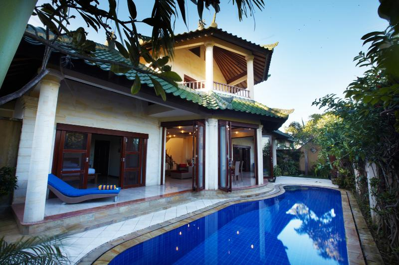 Villa Overview - Bali Diamond Estate,3 BR Ocean View Villa,Keramas - Gianyar - rentals