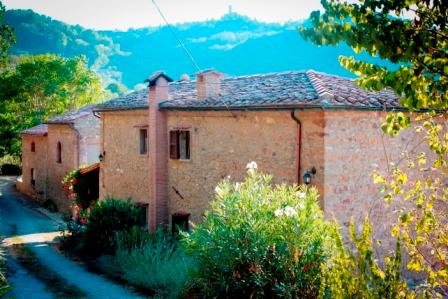 Podere  - Beautiful Studio with Pool, Volterra, Tuscany - Volterra - rentals