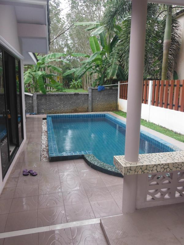 New 2 bedroom pool villa in Phuket - Image 1 - Kamala - rentals
