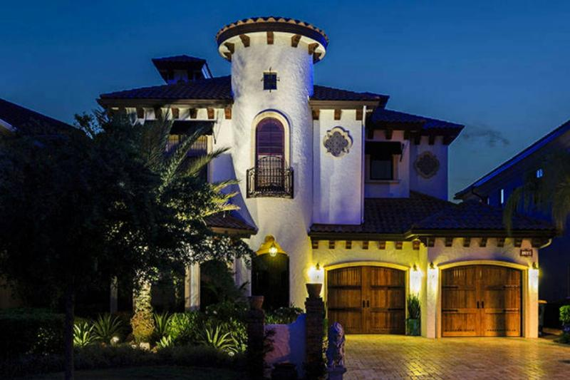 Reunion Resort 59 at Night - Beautiful 5 bedroom home with Pool and Spa. - Reunion - rentals