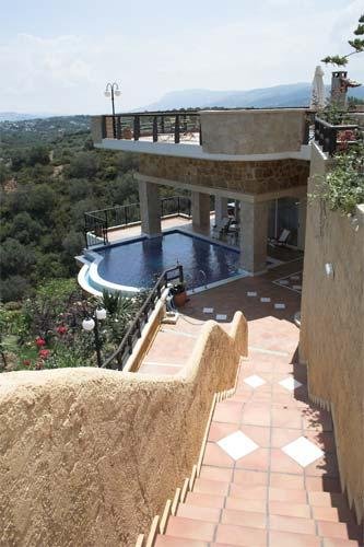 5 Bedroom Villa in Chania - Image 1 - Chania - rentals