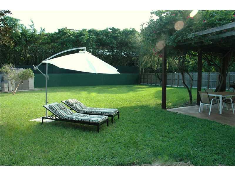 Garden - The Relax House: 2 Bedrooms & Large garden - Miami - rentals