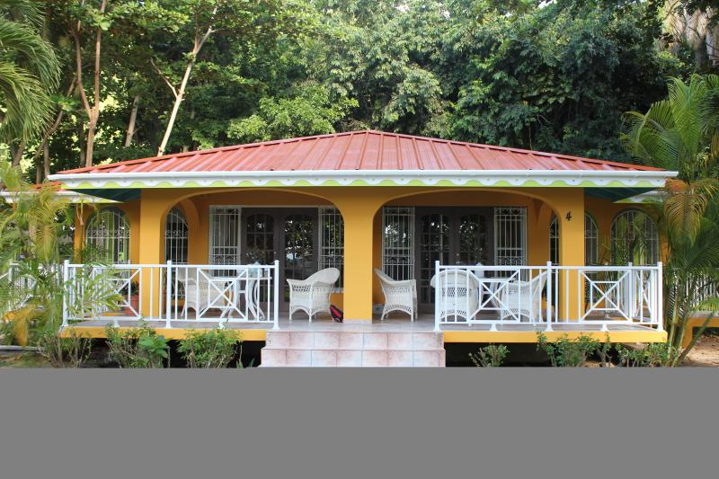 Exterior of Cottage - Total Relaxation in Cane Garden Bay - Tortola - rentals