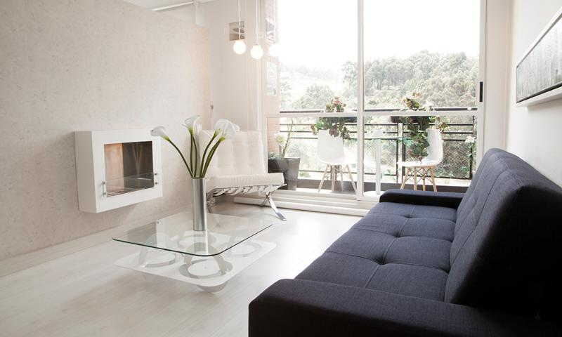 Chic 1 Bedroom Apartment in Chapinero Alto - Image 1 - Bogota - rentals