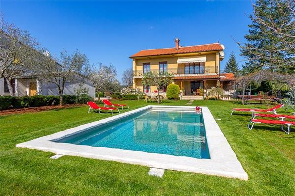 Holiday house for 14 persons, with swimming pool , in Marcana - Image 1 - Marcana - rentals