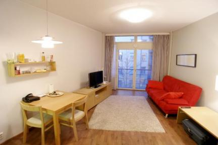 A Modern Studio in the very Heart of the City Center - Image 1 - Helsinki - rentals