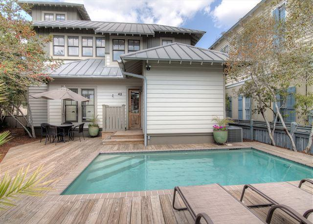 Soul del Sol Cottage with Private Pool in Rosemary Beach - Image 1 - Rosemary Beach - rentals