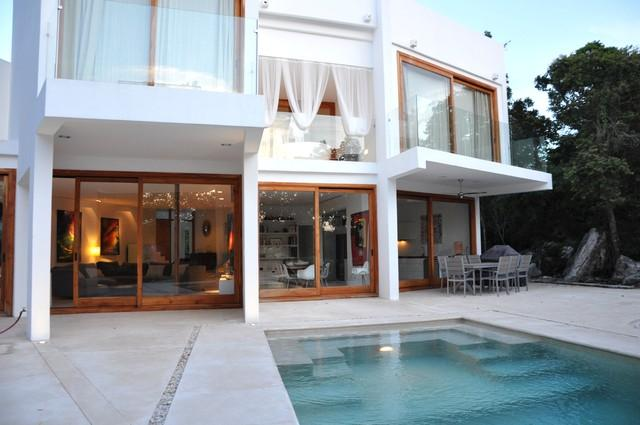 MAYA - KATX4 Georgios elegant unique design villa with peacefull green nature atmosphere view, perfect to forget everything back home. - Image 1 - Akumal - rentals