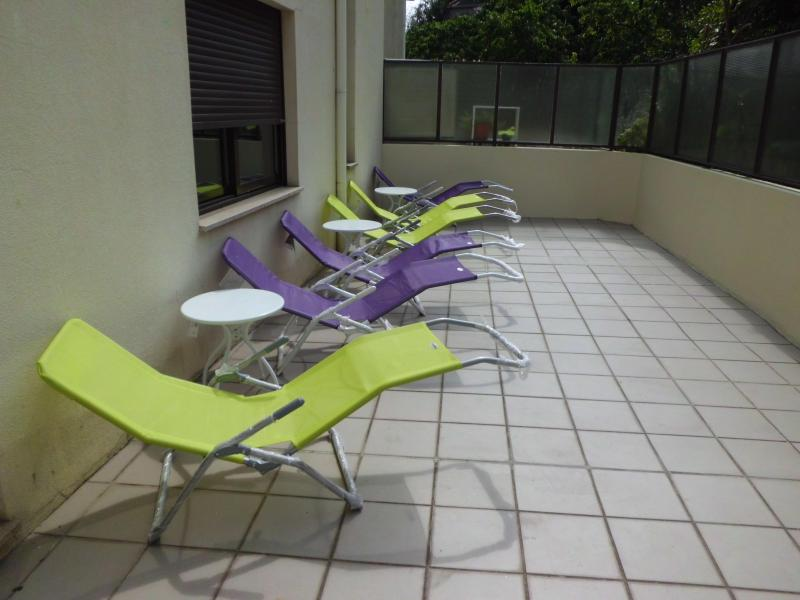 Trindade Station Terrace Apartment - Image 1 - Porto - rentals