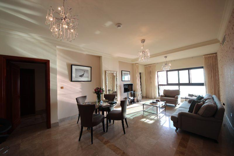 Lovely Sea view-2 BR Apt. in Palm Jumeirah - Image 1 - Dubai - rentals