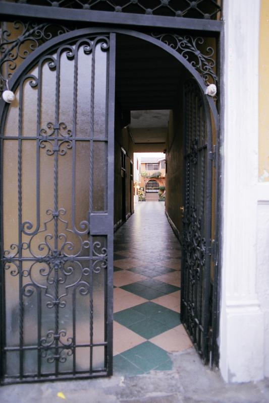 secure street entrance - Your Home Away From Home - Barranco - rentals