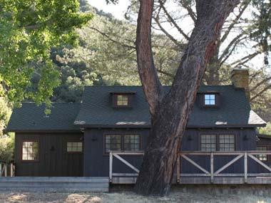 Exterior - Sespe Wilderness Getaway in Beautiful Rose Valley - Ojai - rentals