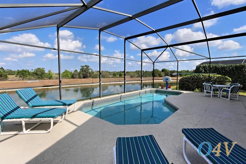 Pool and view  - WATCH THE DISNEY FIRWORKS FROM THE POOL!!!! - Kissimmee - rentals
