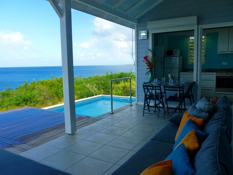 Oceanfront Villa Guadeloupe - Oceanfront Villa with private pool in Bouillante - Bouillante - rentals