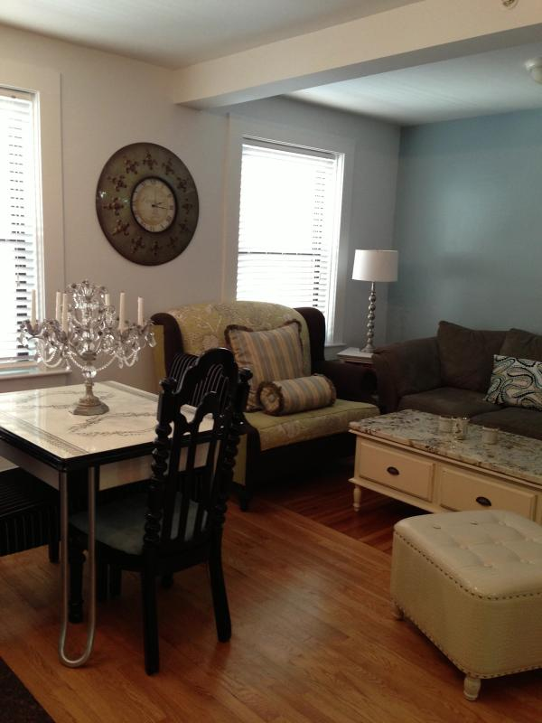 1 Bedroom apartment downtown. Steps from it all! - Image 1 - Boston - rentals